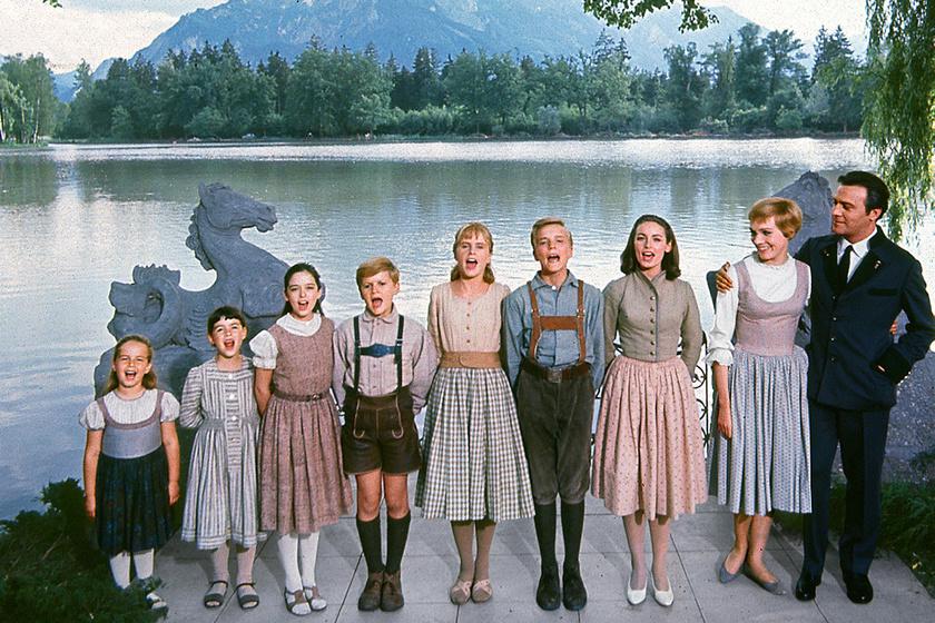 Emlékszel A muzsika hangjára? Az igazi von Trapp család története sokkal érdekesebb