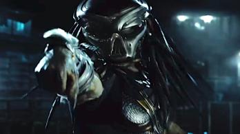 A Predator visszatér és jól megöl mindenkit
