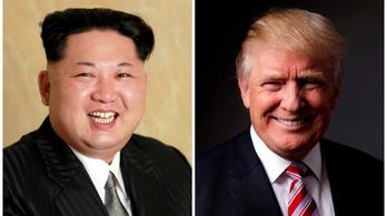 Megvan, mikor és hol találkozik Trump Kim Dzsongunnal