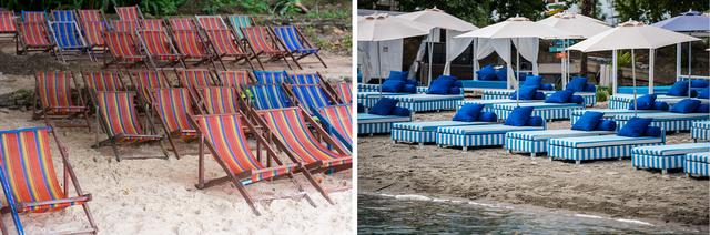 4. Melyik pihenő alkalmatosságban lazíthatsz a Lupa homokos partján?