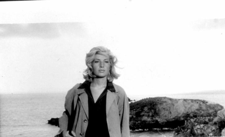 Monica Vitti A kaland című filmben.