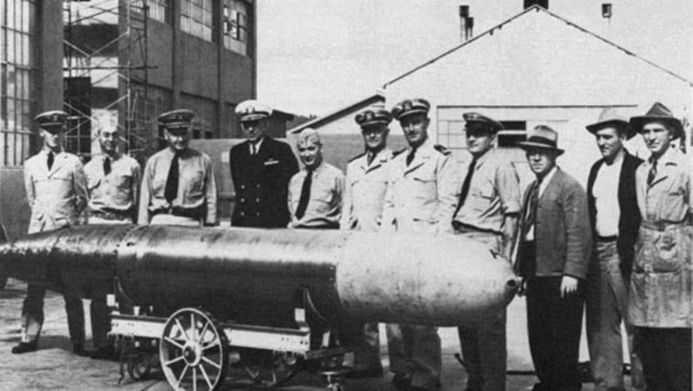 Alkoholból volt a torpedók üzemanyaga, megitták a tengerészek