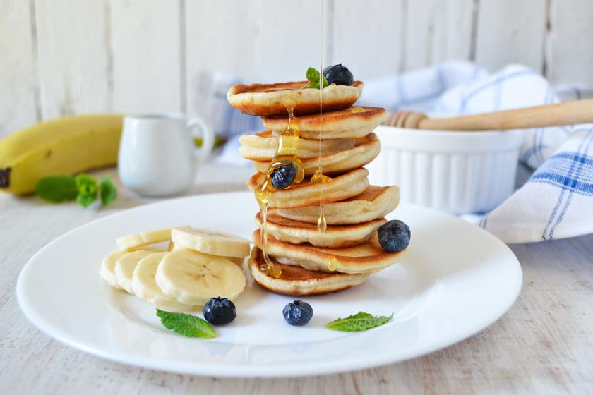 Joghurtos minipalacsinta: könnyű, nyárias desszert