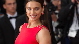 Irina Shayk bugyi és melltartó nélkül tekintette meg Cannes-t, aztán tett egy igen meglepő kijelentést