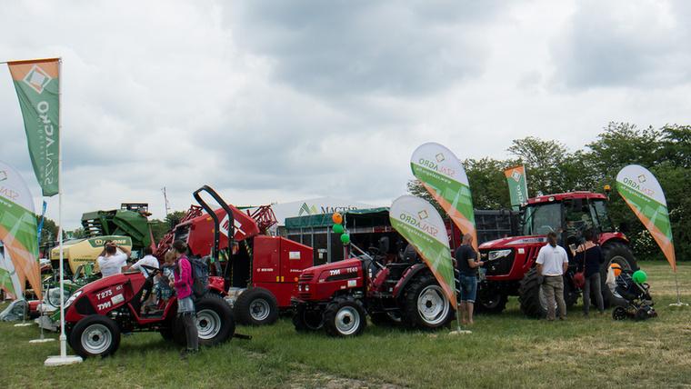 A koreai TYM traktorok a kisebb kategóriákban indulnak