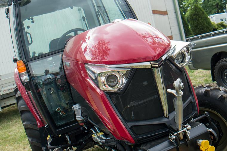 A Yanmar egy japán cég, és nemcsak traktorokat gyárt