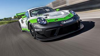 Itt a Porsche új csodafegyvere