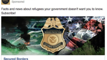 Közzétették az amerikai választási kampány orosz hirdetéseit