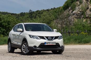 Újszerű Nissan közel féláron