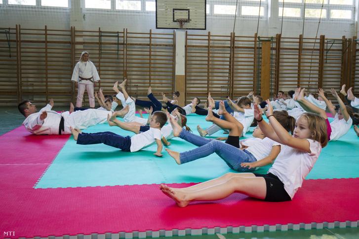 A dzsúdó választható elemként bekerült az alsó osztályos kerettantervbe a mindennapos testnevelés két órájának kiváltására.