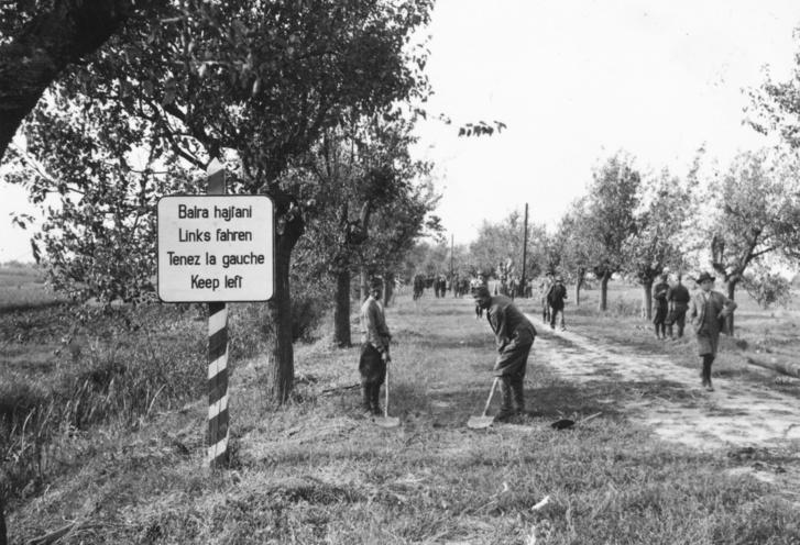 A Trianoni határ megnyitása