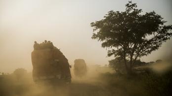 Elraboltak két turistát, agyonlőtték a kísérőjüket a Kongói NDK-ban