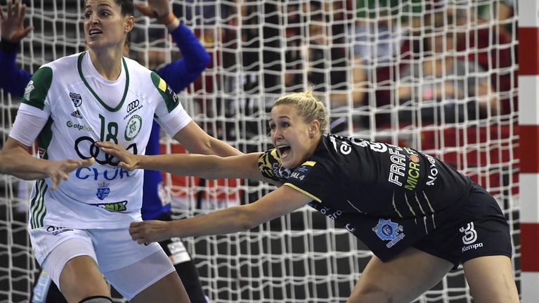 Félelmetes erőt mutatott a Győr, BL-döntős