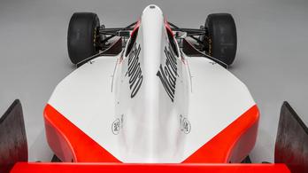 1,3 milliárdot ért Senna McLarenje