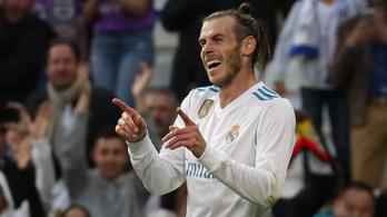 Gareth Bale csele zseniális, hát még a gólja