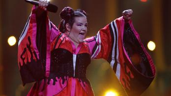 Izrael nyerte az Eurovíziót, az AWS 21. lett