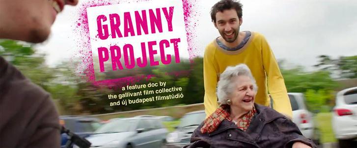 Nagyi projekt (forrás: a film Facebook-oldala)