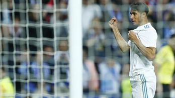 Zidane elővarázsolta a meccs emberét jobbhátvédben