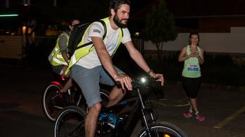 Álmodnak-e a futók elektromos bringával?
