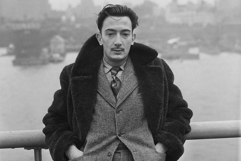Ez volt Salvador Dalí valódi mesterműve: kiállításokon nem találhatod meg