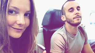 Mihalik Enikő már úton van Cannes-ba