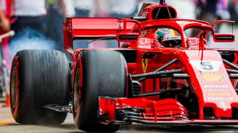 Egy futam után ki is nyírták a Ferrari trükközését