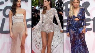 A bugyimutogatás idén a legnagyobb divat Cannes-ban
