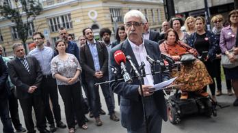 Egy baloldali jelölt indul Józsefvárosban, Győri Péter