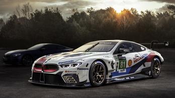 Júniusban érkezik a 8-as BMW