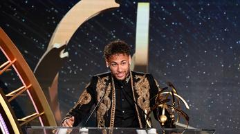 Marozsán Dzsenifer Neymar szintjére került
