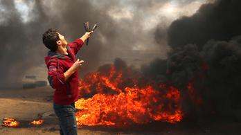 Sok halottja van a jeruzsálemi amerikai nagykövetség felavatása miatti összecsapásoknak