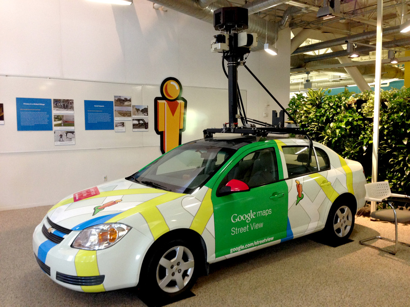google-kocsi