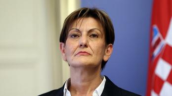 Botrány miatt távozik a horvát gazdasági miniszter