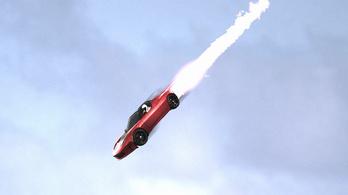 Hiába lődöz kocsikat az űrbe, a robotok kinyírják a Vasembert