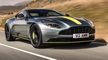 Ez az Aston Martin új csúcsmodellje
