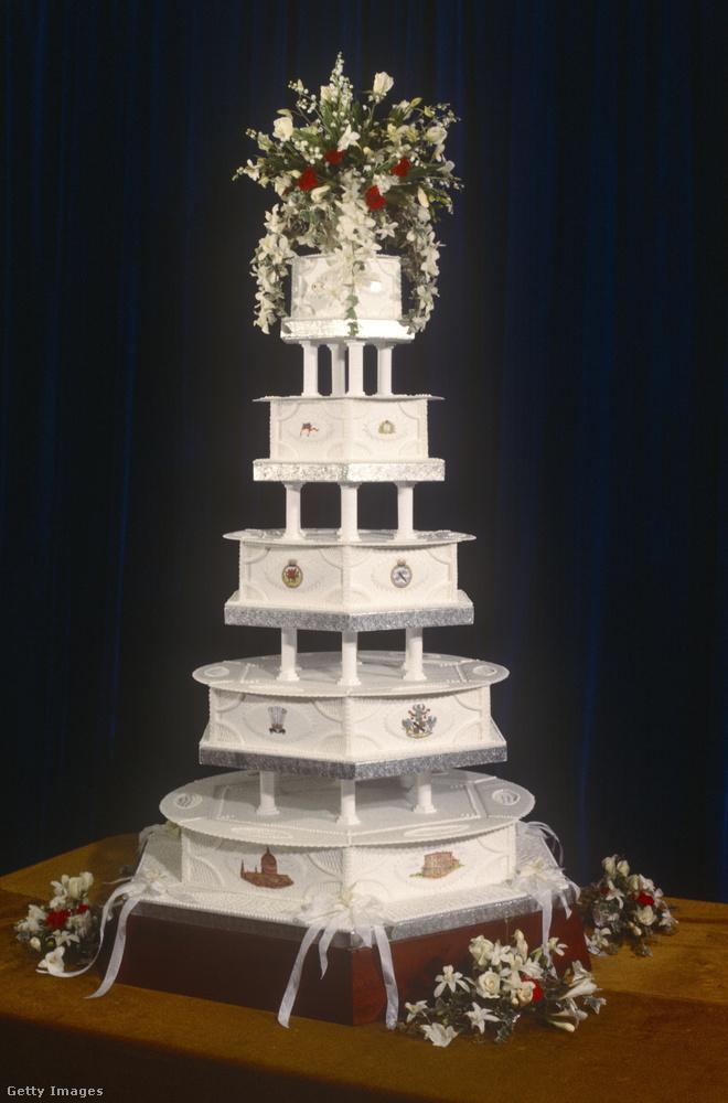 A tortáról viszont nehezebb lenne pusztán ránézésre megmondani, hogy melyik évből származik.