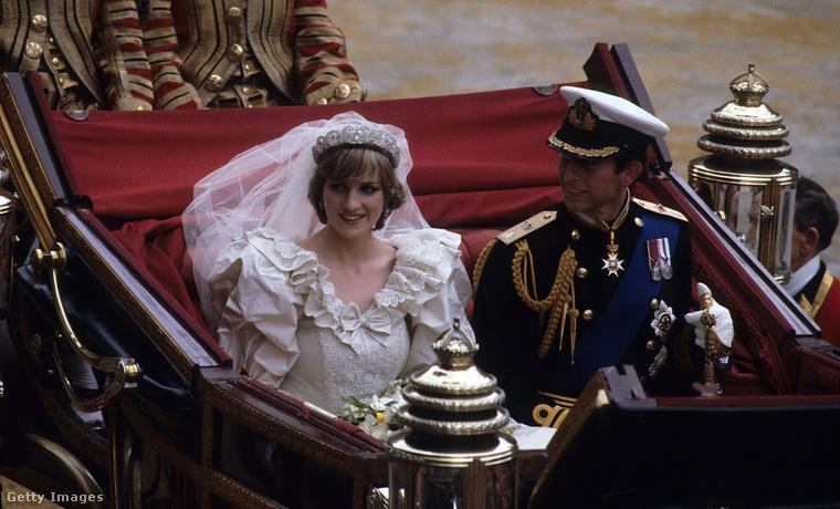 Na őket valószínűleg nem kell sokáig magyarázni: elérkeztünk Károly herceg és Diana hercegnő 1981-es lakodalmához