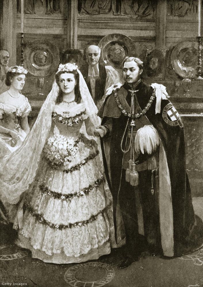 Szóval ez az esküvő 1863