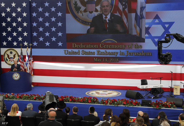 Benjamin Netanjahu megnyitóbeszéde