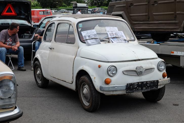 A Steyr-Puch 500S, aminek nem tudtam megkérdezni az árát
