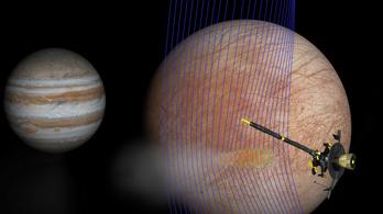 Most már tuti, hogy gejzírek vannak a Jupiter holdján
