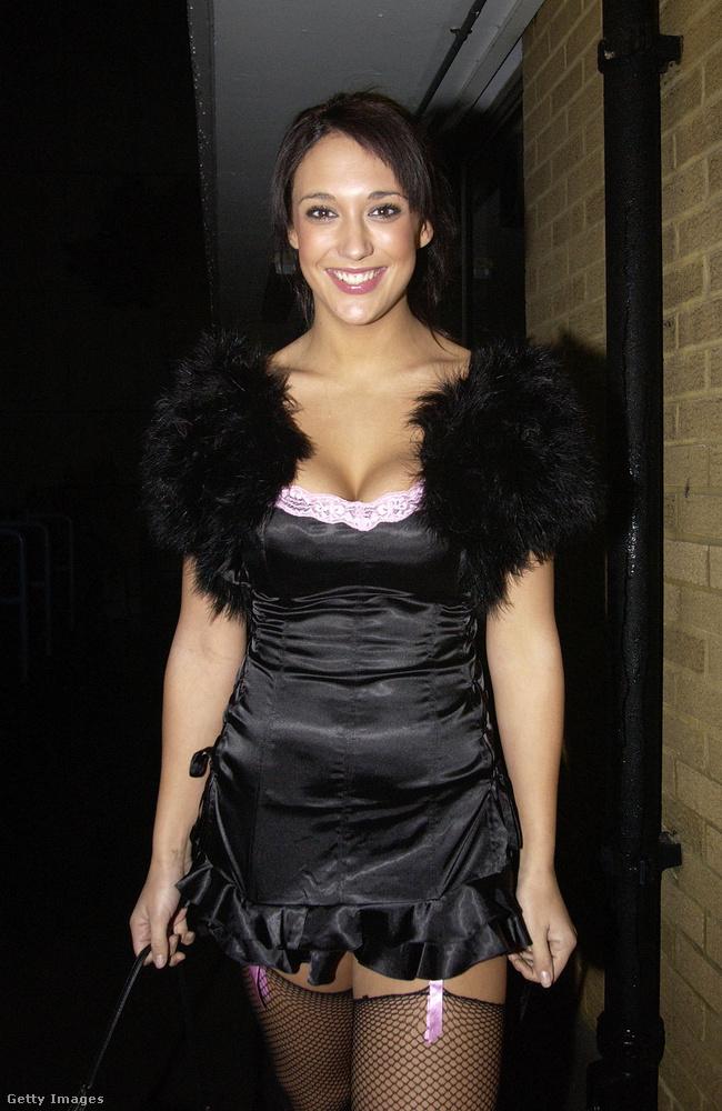 A képen látható Cassie Sumnernek talán soha nem volt reális esélye arra, hogy hercegné váljon belőle, de legalább egy emlékezetes éjszakája volt Harryvel 2004-ben