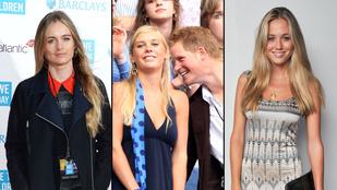 Ezt a 7 nőt nem vette feleségül Harry herceg