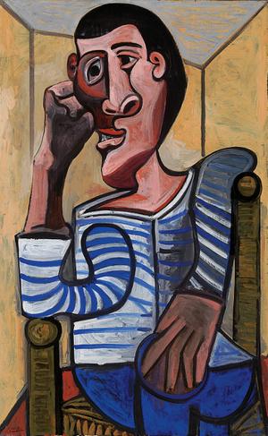Pablo Picasso: Le Marin