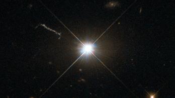Megvan a világegyetem leggyorsabban növekvő fekete lyuka