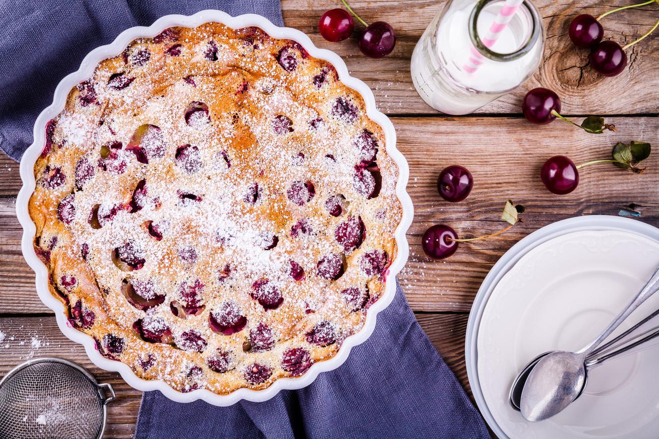 Finom, tejfölös kevert süti sok gyümölccsel - Ez a tészta biztosan nem lesz száraz