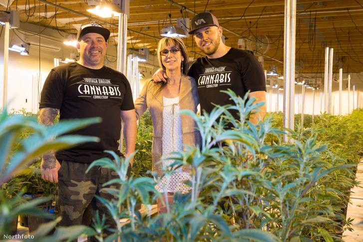 Tyler Dooley és családja millió dolláros marihuánafarmot üzemeltetnek Oregonban