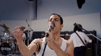 Rami Malekből tényleg zseniális Freddie Mercury lett
