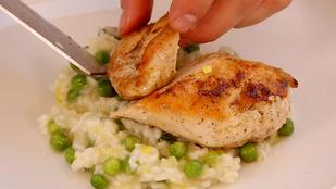 Rizs és csirke, ahogy a profik készítik