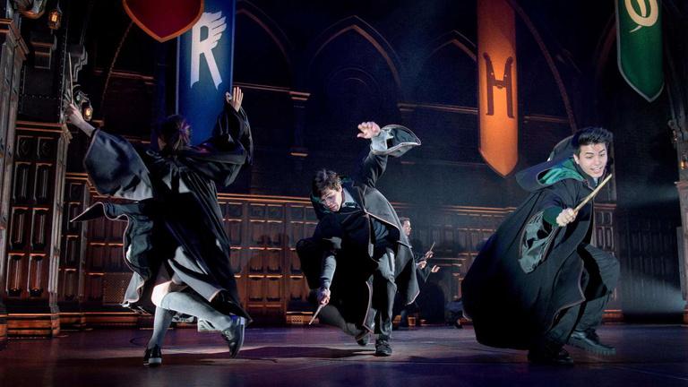 Megnéztük a Harry Potter-előadást, amire egymillióért is árultak jegyeket